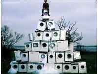 Cash paid scrap Washing machine cooker dryer washer Same/next day collection b