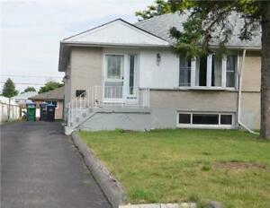 Beautiful 3+2 Bedrooms Semi Detached Bungalow Awaits You!