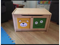 Pintoy Four Friends Toy Chest