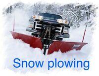 Snow plow broker Kawartha lakes