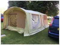 Raclet Armada GL 2014 Trailer Tent