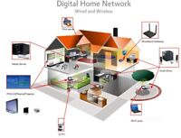 Affordable home network technician/20 years of experience
