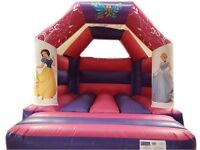 Riches Entertainments | Princess Bouncy Castle | from £50.00