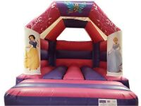 Riches Entertainments | Princess Bouncy Castle | from £35.00