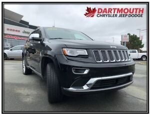 2014 Jeep Grand Cherokee Summit | 4x4 Diesel