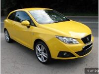 Seat Ibiza 1.4 Sport Coupe HPI Clear - 2010 plate