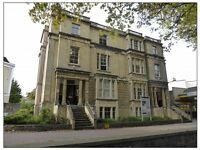 SEMI-SERVICED OFFICE in attractive period style office building on Whiteladies, Bristol, To Rent