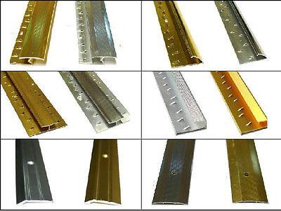 Carpet And Flooring Door Bars Threshold Trims Metal Strips