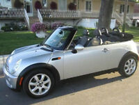 Mini cooper 2008 convertible AUTOMATIQUE