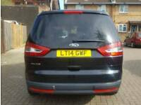 FORD GALAXY DIESEL AUTOMATIC 7 SEATER 1 OWMER FROM NEW 1 YEAR NEW PCO