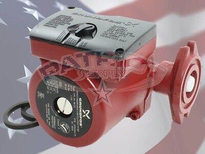 NEW GRUNDFOS UPS26-99FC 3-Speed Circulator Pump 1 6 HP 115 volt Plumbing Supplies