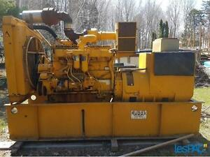 Génératrice 200,000 Watts Allis Chalmers diesel