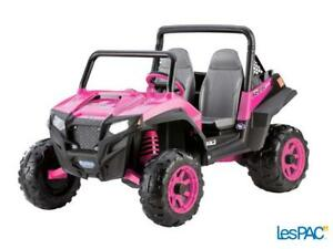 PEG PEREGO Polaris RZR 900 rose