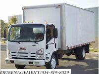 Déménagement & Livraison (Le Transporteur) Moving & Delivery