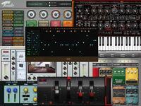 MUSIC SOFTWARES (MAC OR PC)