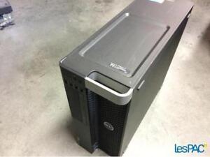 Dell WorkStation T5600 1x E5-2650 24Gb Ram Quadro 4000 2GB
