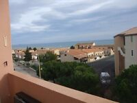 2 Bedroom appartment with seaview in southern France