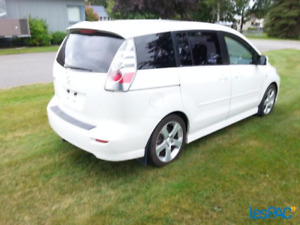 Mazda 5 GT 2006**TOIT**6 PASS** MAGS**HITCH **DÉMARREUR