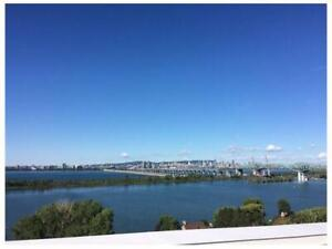 3 1/2 modern condo with all appliances and interior parking