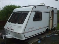 2 berth really comfortable & dry