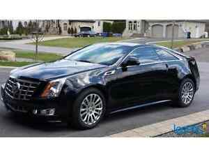 2014 Cadillac CTS Coupé AWD Garantie prolong jusqu'en AVRIL 2021