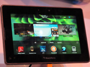 64GB Blackberry PlayBook Tablet like new w/ OtterBox,will trade London Ontario image 3