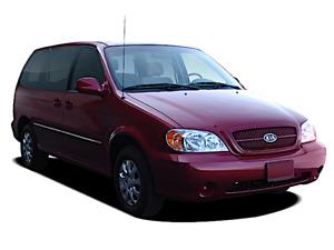2004 Kia Sedona Wagon