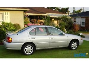 Nissan Altima 1999 GXE