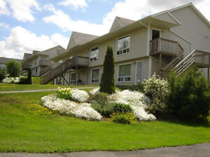 Now, Aug & Sept 1st- 2 Bedroom in Wolfville next to Acadia