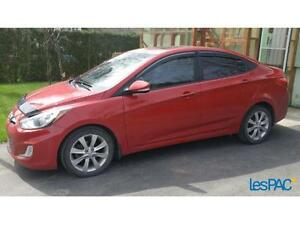 2013 Hyundai Accent GLS AUTOMATIQUE , 7500 $