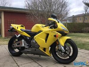 Moto sport CBR 600 RR 2003 39000km