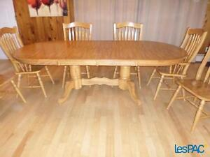 table salle a manger 6 chaises