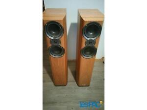 Enceintes acoustiques MISSION V63 (colonnes, speakers)