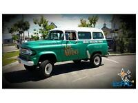 DODGE POWER WAGON 4x4 1960 MR.NORM'S WOW!!! Échange accepté !!!