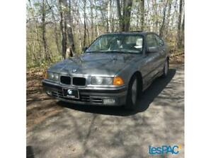 BMW 325 IS 1992