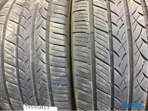 4 pneus ete 225 60 R18 Firestone