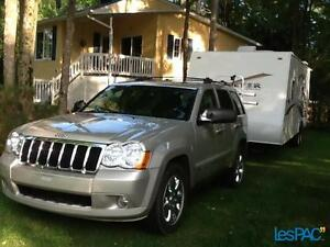 2010 Jeep Grand Cherokee roulotte 25p. 2007