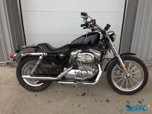 2008 Harley-Davidson XL883 Sportster