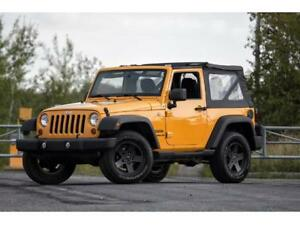 2013 Jeep Wrangler sport  automatique impécable