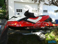 Sea-Doo RXT 215 hp super-charge 2007