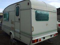 2 berth caravan for sale