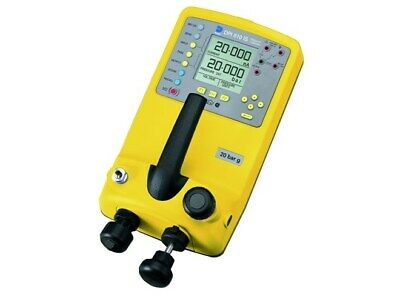 Druck Dpi 610 Is Pressure Calibrator Intrinsically Safe Explosion Proof
