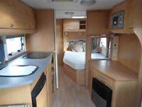 Bailey Senator Wyoming Series 6 2008 touring Caravan
