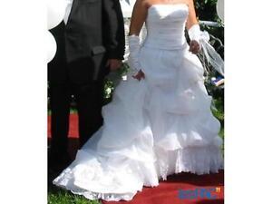 Robe de mariée gr 12