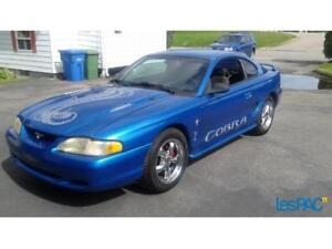 1994 Ford Mustang Coupé (2 portes)
