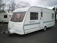 Coachman Pastiche 530/4 2004 Front Centre Window Wanted