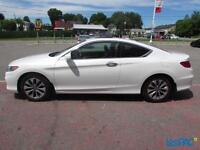 1 taxe 31000km 2013 Honda Accord Coupé (2 portes)