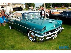 Mercury Monterey 1955..très très rare..((.2 portes hardtop.))..