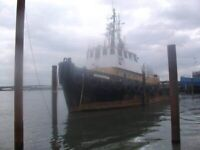 Tug For Conversion