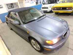 2004 BMW 325 CI CABRIOLET